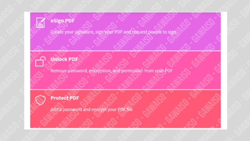 cara mengunci file pdf di hp - smallpdfcom