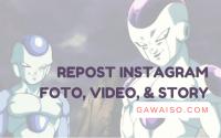 cara repost instagram featured
