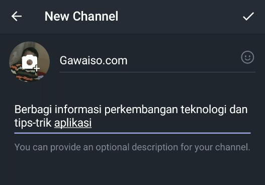 cara bikin channel telegram sendiri