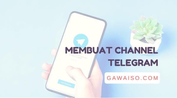 cara membuat channel telegram terbaru untuk jualan sharing kelas