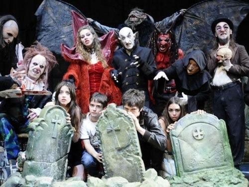 Halloween Destinations: Circo de Horrores, Halloween Miami