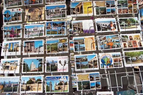 Souvenir Ideas: Postcards