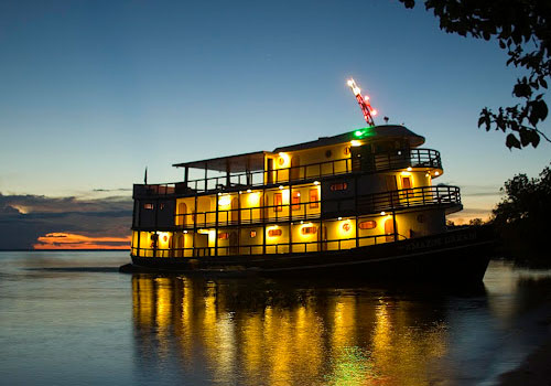 Cruise Destinations: Amazon Cruise