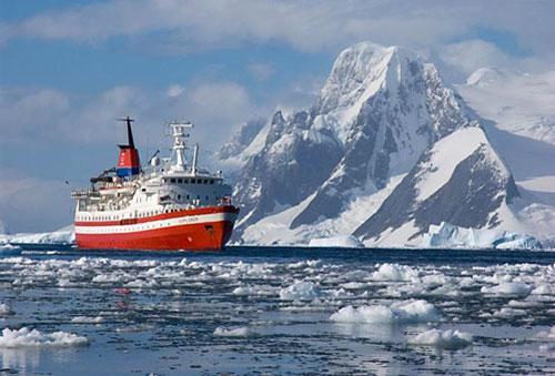 Cruise Destinations: Antarctica Cruise