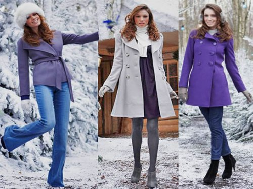 Winter Travels - Winter Coats and Layering