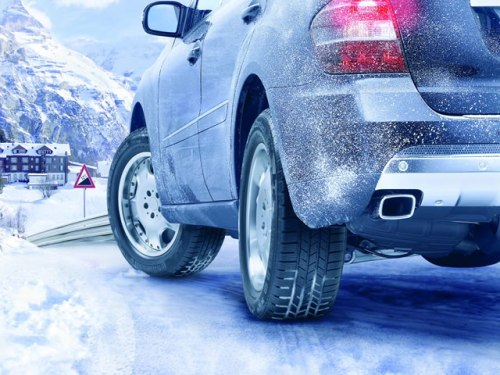 Prepare Vehicle for Winter Travels