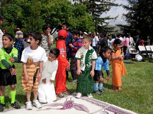 Sinhala and Tamil New Year Games