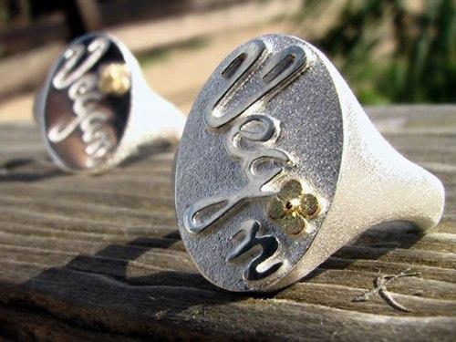 Green Jewelry: Veggie Jewelry Ring
