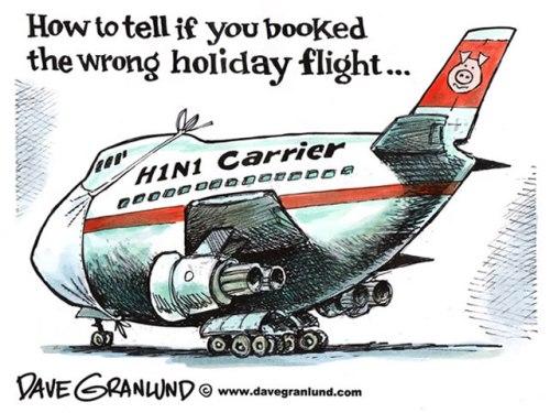Travel Cartoons