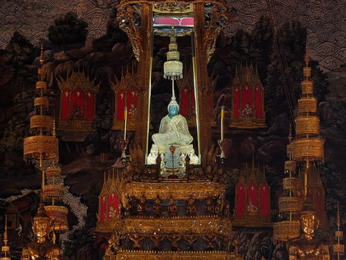 Buddha Statues: Inside the Temple of the Emerald Buddha