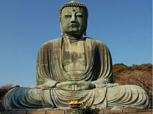 Buddha Statues: Great Buddha of Kamakura