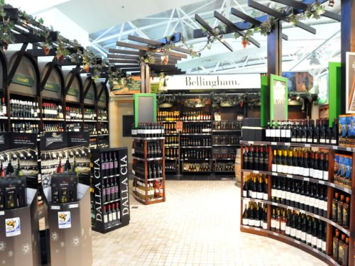 Wine Duty Free Shop