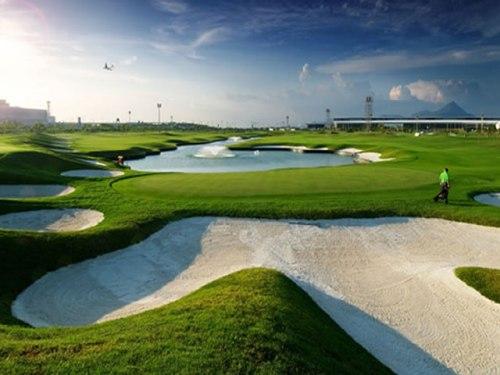 Hong Kong Airport Golf Course