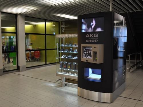 Self Service Shopping Kiosk