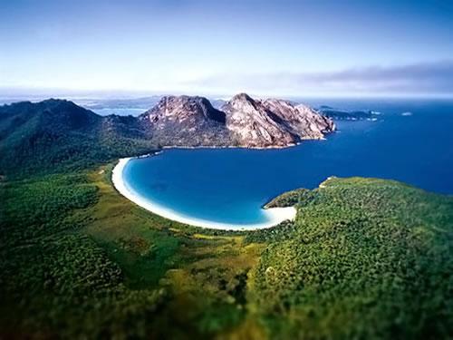 Freycinet National Park Tasmania, Australia