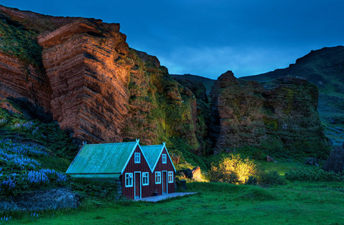 Cavebirds - Iceland Nature Beauty