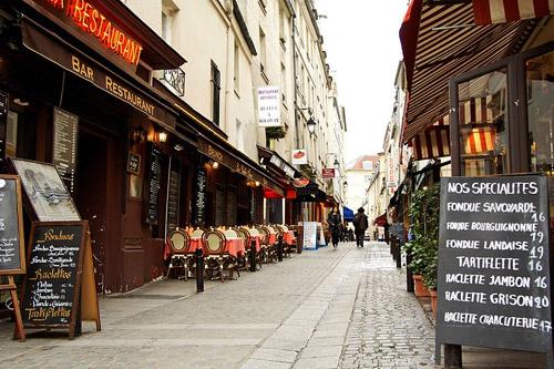 Restaurants In Paris, France