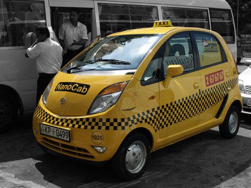 Taxi Hire Sri Lanka