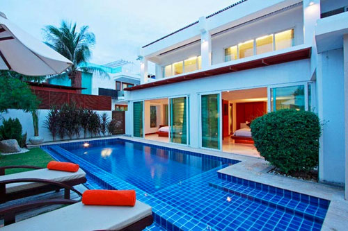 Pool Access Villas Phuket: La Flora Resort Patong