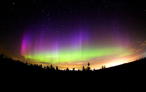 Best Time Go See Northern Lights