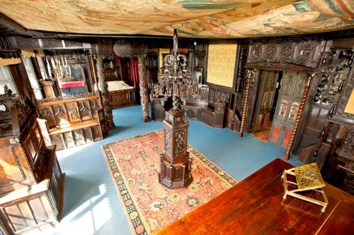 Oak Gallery Hauteville House