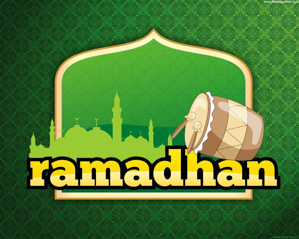 Vector Bedug Ramadhan  Gawianku