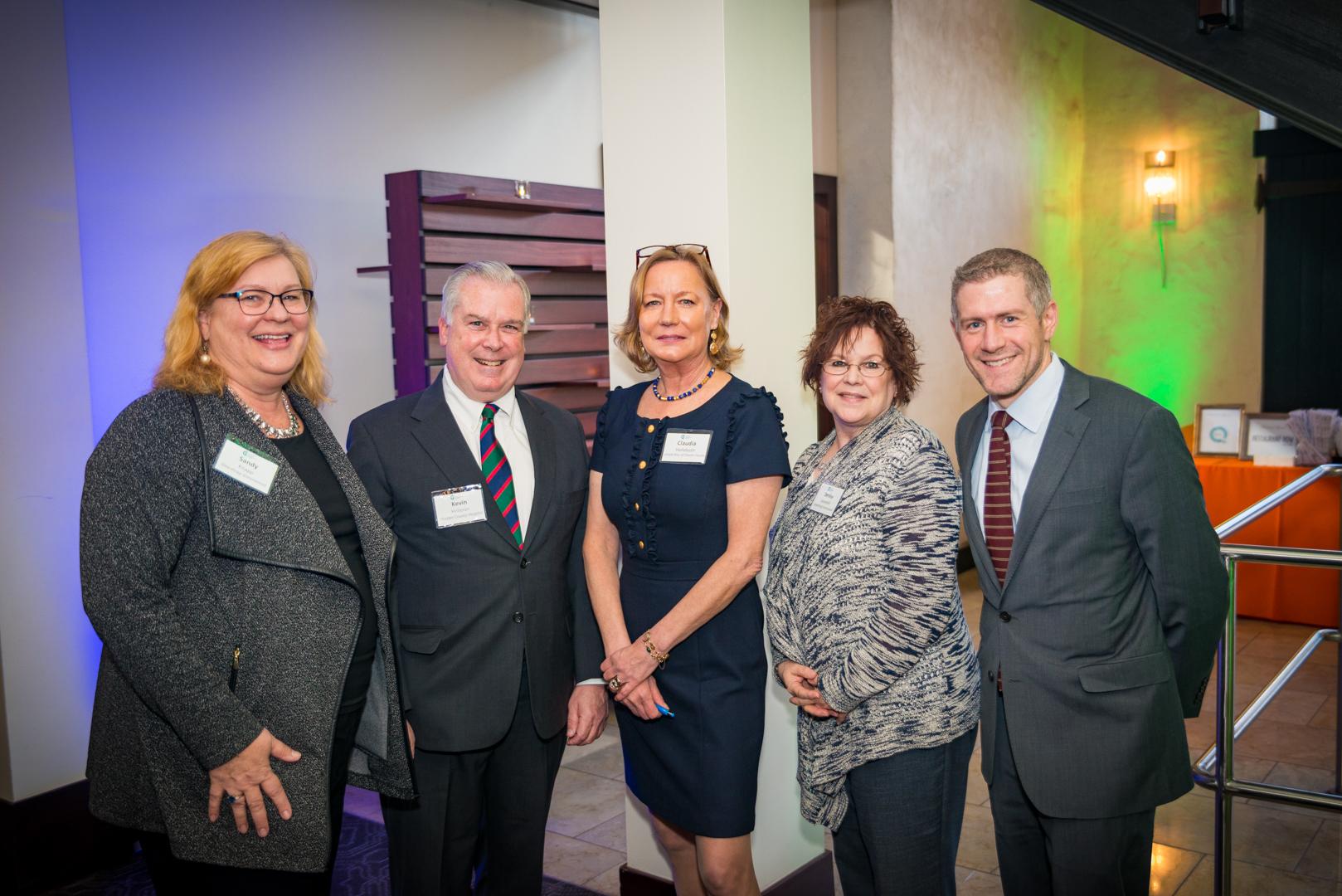 Gawthrop Greenwood Attorneys At CCEDC Annual Business Achievement Award Dinner