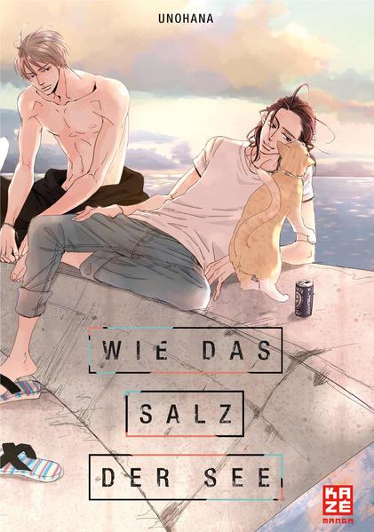 Wie das Salz der See   Schwule Bücher im Online Buchshop Gay Book Fair