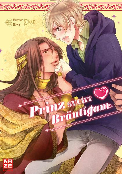 Prinz sucht Bräutigam | Schwule Bücher im Online Buchshop Gay Book Fair