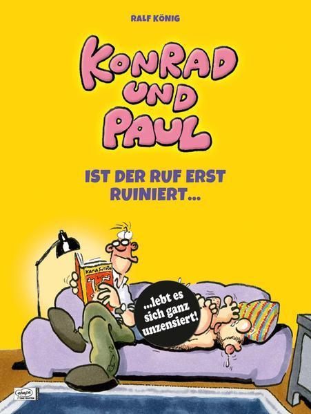 Konrad und Paul - Ist der Ruf erst ruiniert ... | Schwule Bücher im Online Buchshop Gay Book Fair