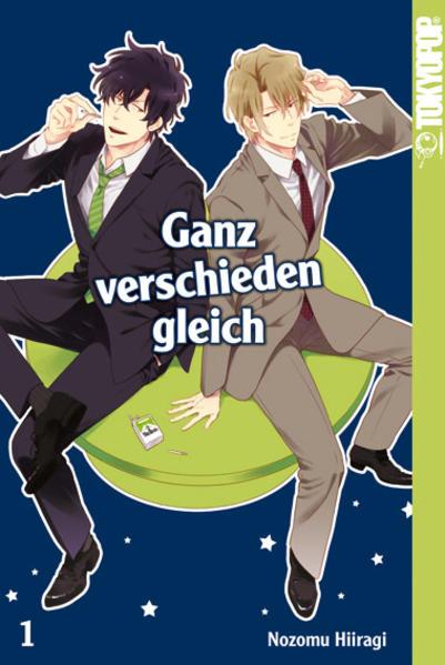 Ganz verschieden gleich 01 | Schwule Bücher im Online Buchshop Gay Book Fair