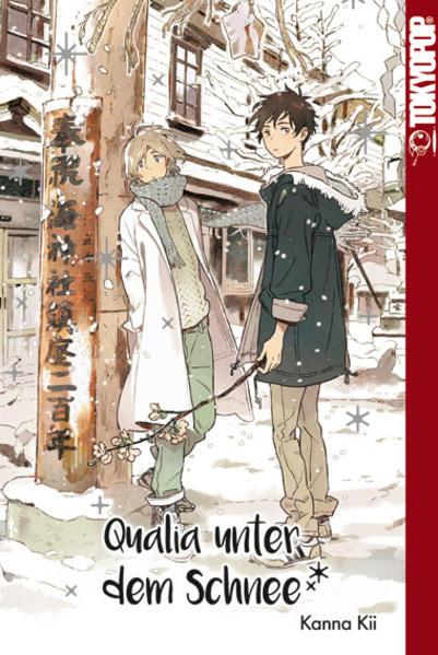 Qualia unter dem Schnee 01   Schwule Bücher im Online Buchshop Gay Book Fair