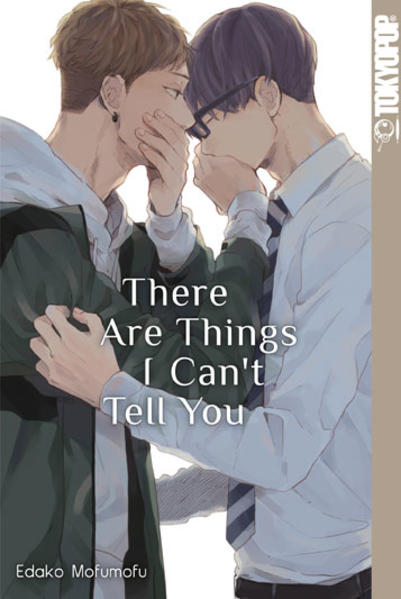 There Are Things I Can't Tell You | Schwule Bücher im Online Buchshop Gay Book Fair