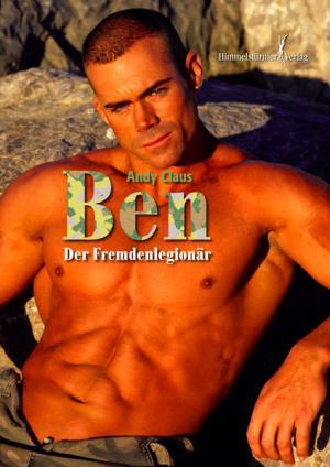 Ben - der Fremdenlegionär | Schwule Bücher im Online Buchshop Gay Book Fair