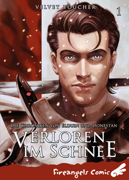Verloren im Schnee: Die Chroniken von Elduin und Donestan | Schwule Bücher im Online Buchshop Gay Book Fair