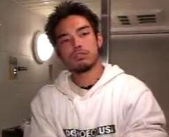 【ゲイ動画】長瀬智也の男前ノンケが「男からフェラされるとかマジかよ~」という表情で悶絶してイカされる…