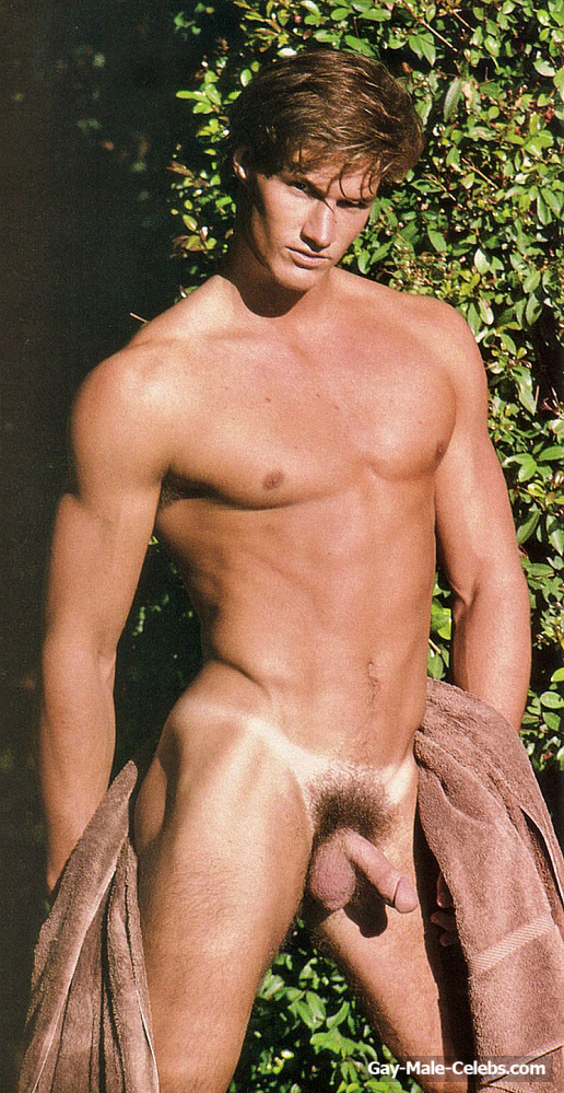 PlayGirl Star Brian Buzzini Frontal Nude and Hot Photos
