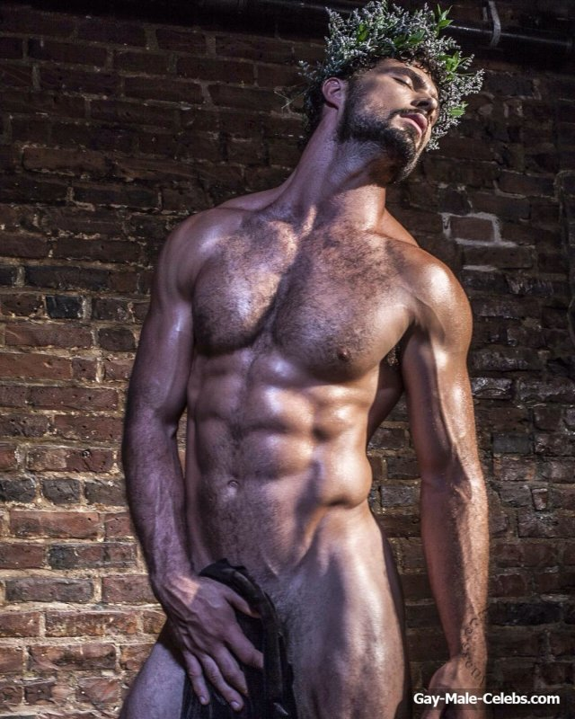 American Male Model Walter Savage Posing Naked And Sexy Underwear  GayMaleCelebscom