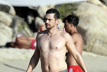 Fotos de james Franco bulge