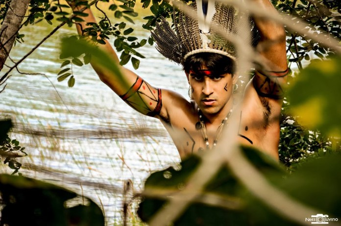 Brenno Xavier - Índio Perdido - Netto Juvino - www.saradosdobrasil.com