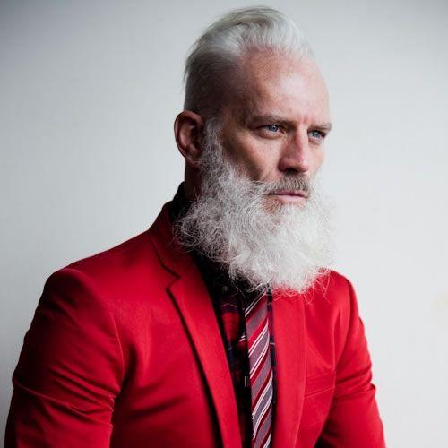 'Tis the season: a look back at when @MarkSatov sat down with @PaulMasonModel AKA Fashion Santa to discuss his story, the inspiration behind his fashion-forward take on Old Saint Nick, and how to monetize social media buzz #FashionSanta