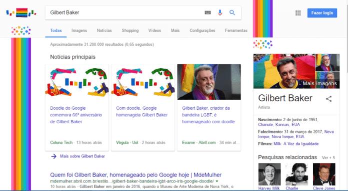 gilbert-baker-doodle