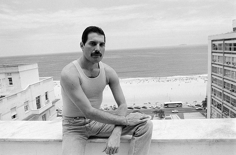Freddie Mercury teve romance com motorista no primeiro Rock in Rio, em 1985