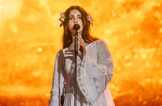 Lana del Rey vem ao Lollapalooza 2018
