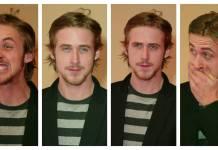 Ryan Gosling durante o Festival de cinema de Deauville (França)