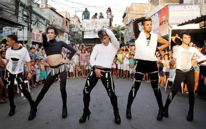 Cena de 'Favela Gay'