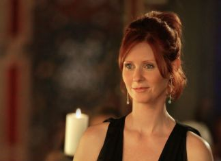 "Cynthia Nixon no seriado ""Sex In The City"". Foto: SciFiNow"