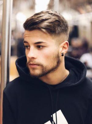 Cortes Masculinos E Estilos De Barba Que Estarão Em Alta No