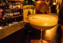 Storvo recebe Whiskey Jameson para workshop grátis de coquetelaria
