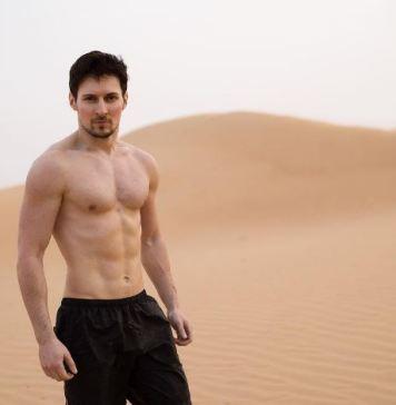 Pavel Durov © durov / Instagram